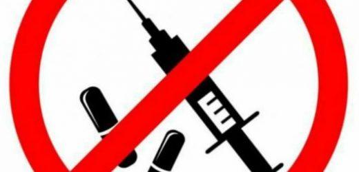 Месячник по борьбе с распространением  наркотических средств среди молодежи