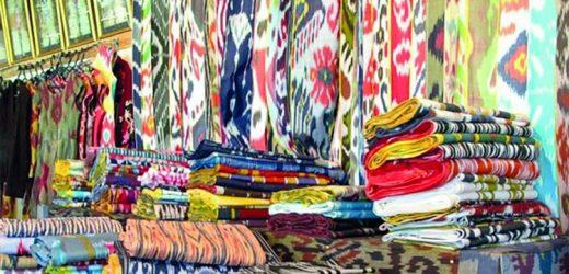Повышается спрос на продукцию, изготовленную из узбекского шелка