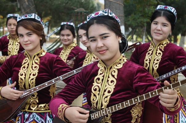 Узбекская музыкальная культура  В КАЖДОМ ЗВУКЕ ЦЕЛЫЙ МИР