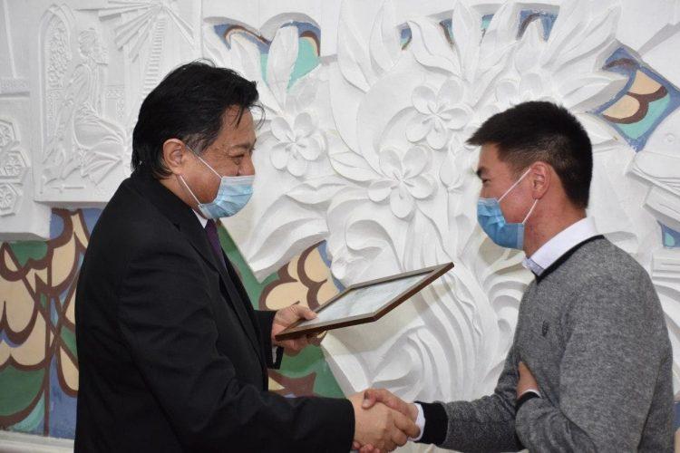 ПО АКАДЕМИЧЕСКОМУ ОБМЕНУ  прошли обучение в Фергане кыргызские студенты