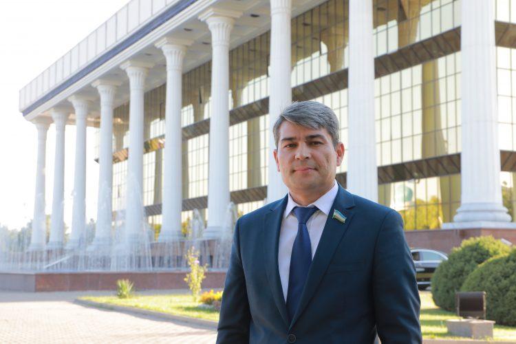 Депутат билан суҳбат
